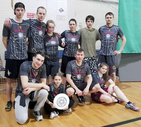 Команда Смельчаки натурнире Кубок Дубны 2017 (МД, 20/20)
