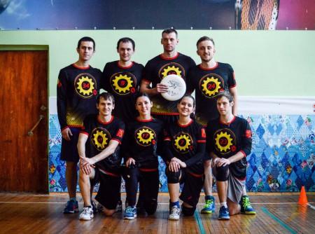 Команда Gears-United STARS натурнире Кубок Владимира 2017 (ОД, 4/11)