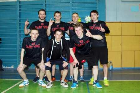 Команда Магура натурнире 10-й Кубок ВоГУ (ОД, 1/13)