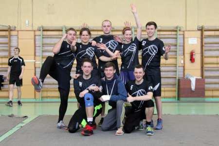 Команда Калуга натурнире 10-й Кубок ВоГУ (ОД, 9/13)