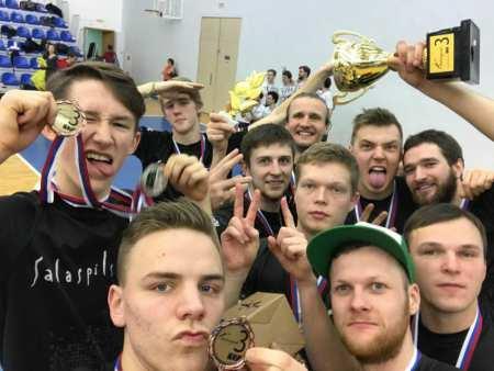 Команда Salaspils WT натурнире Лорд Новгород 2017 (ОД, 3/28)