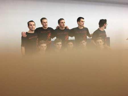 Команда Мустанги натурнире Лорд Новгород 2017 (ОД, 6/28)