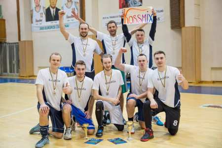 Команда KossMix натурнире LUCi 2017 | 4 stage (ОД, 2/6)