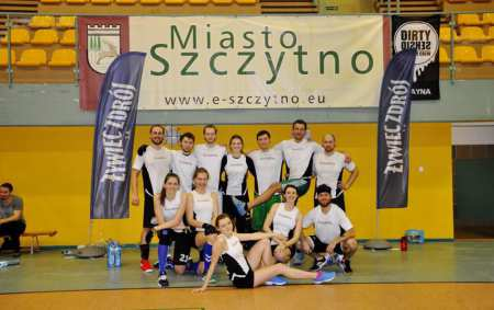 Команда KossMix натурнире Mazurski klimat 2017 (МД, 2/10)