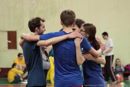 Команда A3 - Дно натурнире Чемпионат СПбГУ 2017 (ОД, 6/6)