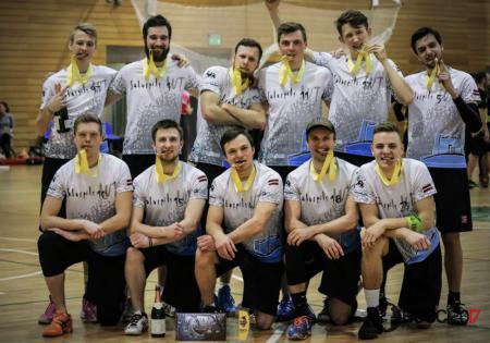 Команда Salaspils WT натурнире BUCCi 2017 (ОД, 1/4)