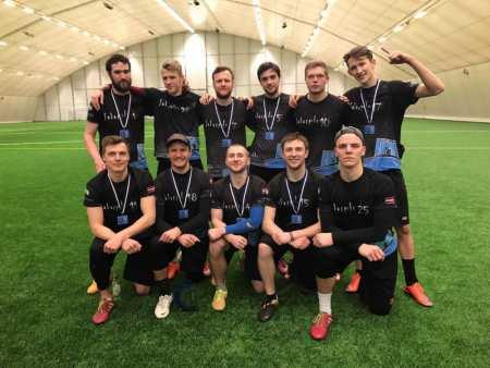 Команда Salaspils WT натурнире Kick in de Kok 2017 (ОД, 1/24)