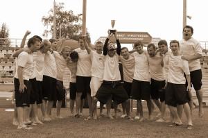Команда x3 натурнире Покос 2010 (ОД, 1/5)
