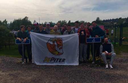 Команда Jupiter натурнире FIN Tour 1 2017 (ОД, 3/10)