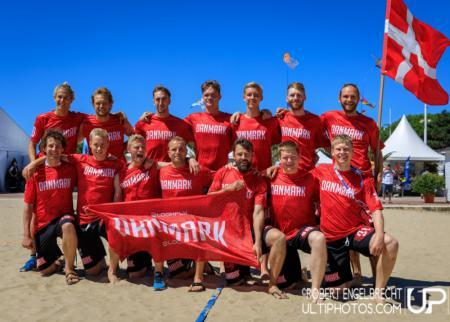 Команда Denmark натурнире WCBU 2017 (Men's, 13/23)