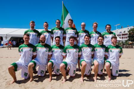 Команда Ireland натурнире WCBU 2017 (Men's, 9/23)