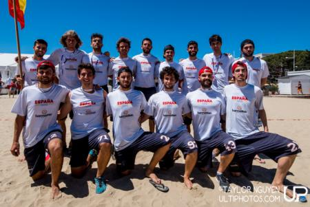 Команда Spain натурнире WCBU 2017 (Men's, 6/23)