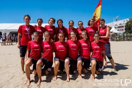 Команда Spain натурнире WCBU 2017 (Women's, 7/16)