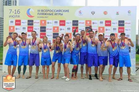 Команда Кобры натурнире Кубок России 2017 (МД, 2/8)