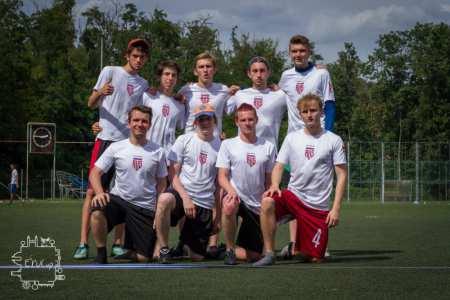 Команда RUS U20 Men натурнире EYU Cup 2017 (U20 Men, 7/7)