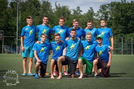 Команда UKR U20 Men натурнире EYU Cup 2017 (U20 Men, 3/7)