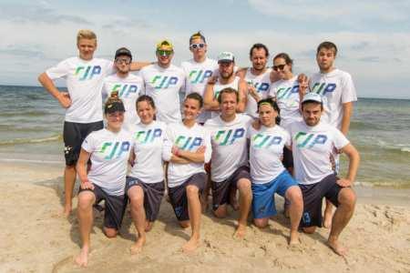 Команда RJP натурнире SandSlash 2017 (МД, 16/30)
