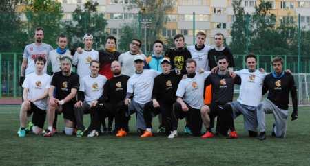Команда ЮПитер натурнире Чемпионат СПб 2017 (ОД, 2/5)