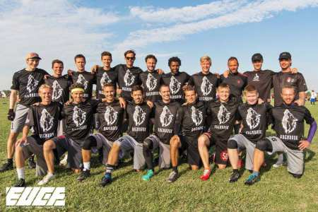 Команда Ragnarok Ultimate Copenhagen натурнире EUCF 2017 (ОД, 5/24)