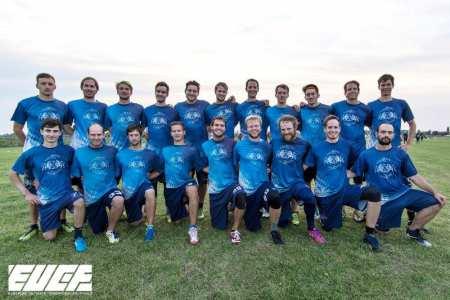 Команда M.U.C. натурнире EUCF 2017 (ОД, 17/24)