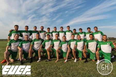 Команда Devon ultimate натурнире EUCF 2017 (ОД, 24/24)