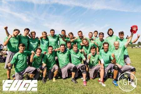 Команда FUJ натурнире EUCF 2017 (ОД, 19/24)