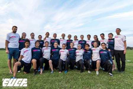 Команда SYC натурнире EUCF 2017 (ЖД, 8/12)