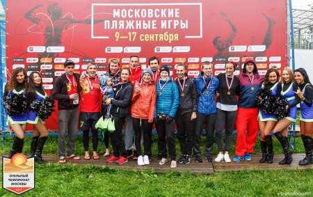 Команда РуссоТуристо натурнире Открытый Чемпионат Москвы 2017 (МД, 3/8)