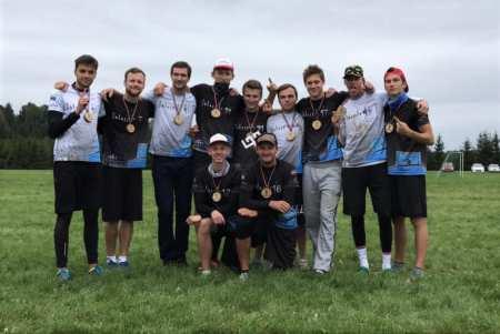 Команда Salaspils натурнире Rigas Rudens (outdoors) 2017 (ОД, 1/5)