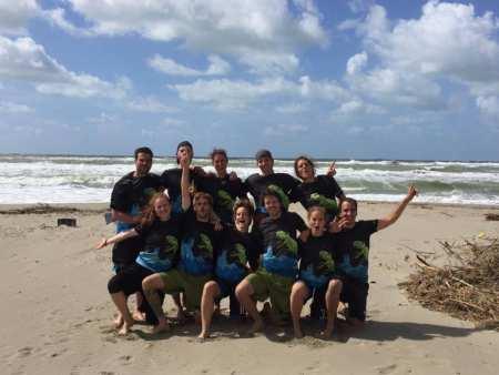 Команда ZUF натурнире Burla Beach Cup 2017 (МД, 3/10)