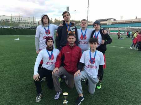 Команда НИУ БелГУ натурнире Кубок Столетовых 2017 (ОД, 2/14)