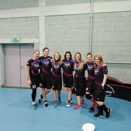 Команда Party Unicorns натурнире Rigas Rudens 2017 (Women, 17/17)