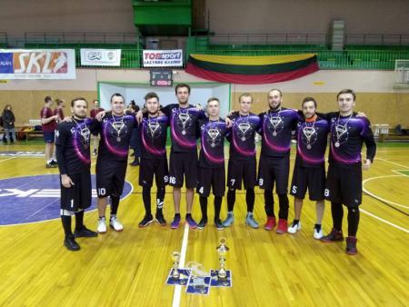 Команда KossMix натурнире LUCi 2017/2018 league (Open) * 3rd stage (ОД, 3/6)
