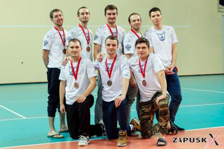 Команда Нижний Новгород натурнире ЗаПуск 2017 (ОД, 3/29)