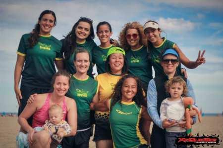 Команда Cremas натурнире XeQueBo 2015 (ЖД, 2/9)