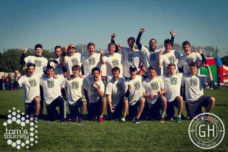 Команда Bad Skid натурнире Tom's Tourney 2014 (Open 1, 1/24)