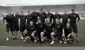 Команда Gigolo натурнире WUCC 2010 (ОД, 47/48)