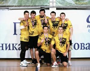 Команда ОксиДискО натурнире ЗаПуск 2013 (Open-1, 2/14)