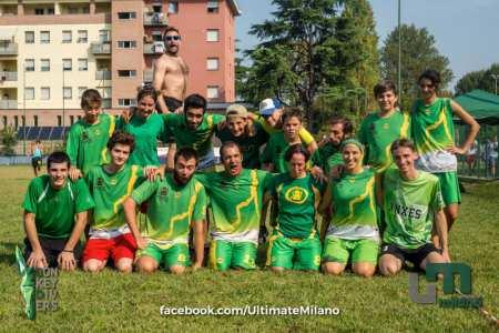 Команда Frasba dal Lac натурнире Madunina 2016 (МД, 17/18)