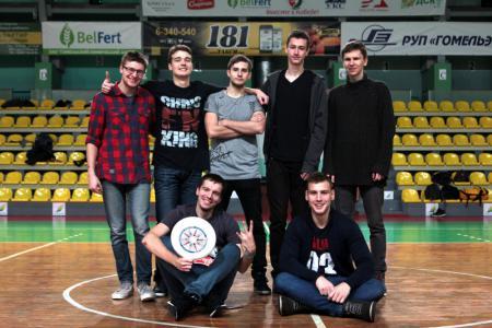 Команда Good_Vibes натурнире Lynxes' White Cup 2017 (ОД, 4/6)