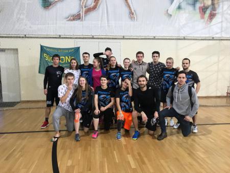 Команда Вышка натурнире II Этап ЗМЛ 2017 (МД, 5/9)