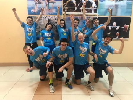 Команда MICE натурнире II Этап ЗМЛ 2017 (МД, 6/9)