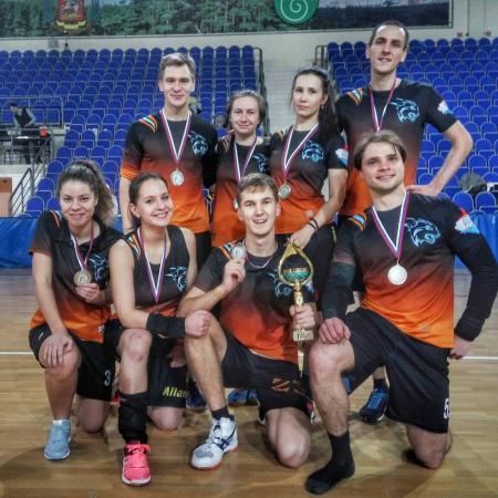 Команда Самарские Рыси натурнире II Этап ЗМЛ 2017 (МД, 2/9)