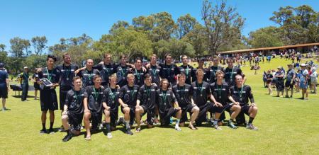 Команда NZL U24 Men's натурнире WU-24 2018 (U24 Men's, 13/16)