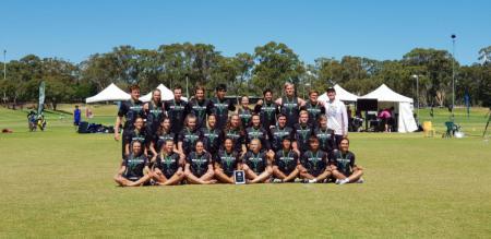 Команда NZL U24 Mixed натурнире WU-24 2018 (U24 Mixed, 12/14)