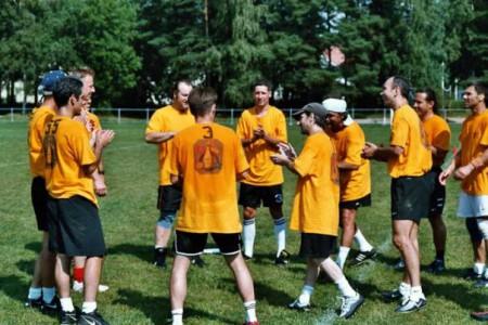 Команда Russia натурнире WUGC 2004 (Masters, 10/10)
