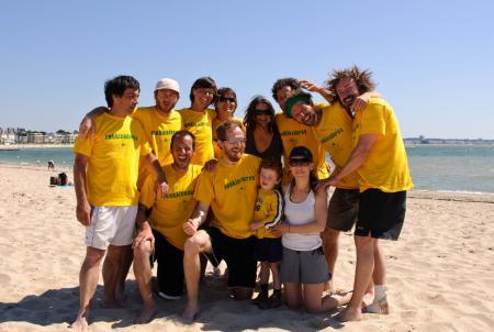 Команда Conkisadores натурнире Yes BUT Nau 2009 (ОД, 14/26)