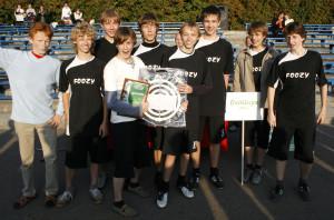 Команда Evil Guys натурнире Чемпионат Беларуси 2009 (ОД, 7/8)