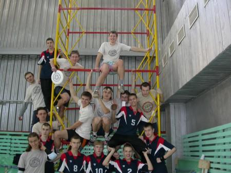 Команда Рубон натурнире Лорд Новгород 2005 (ОД, 11/20)