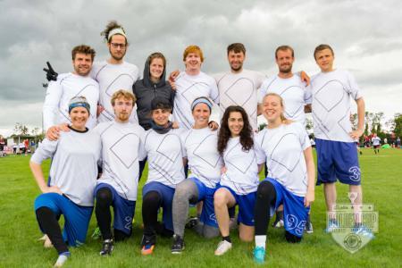 Команда Parkscheibe натурнире Dublin's Golden Cup 2017 (МД, ?/20)